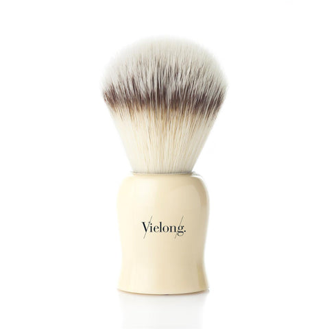 Vie-Long Silvertip Extra Soft Synthetic Shaving Brush 15321 - FineShave