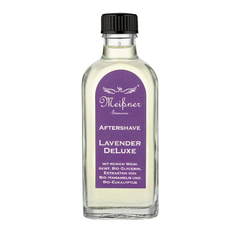 Meissner Tremonia Lavender de Luxe Aftershave 100ml - FineShave
