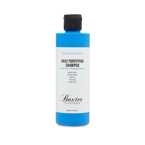 Baxter of California Daily Fortifying Shampoo 236ml