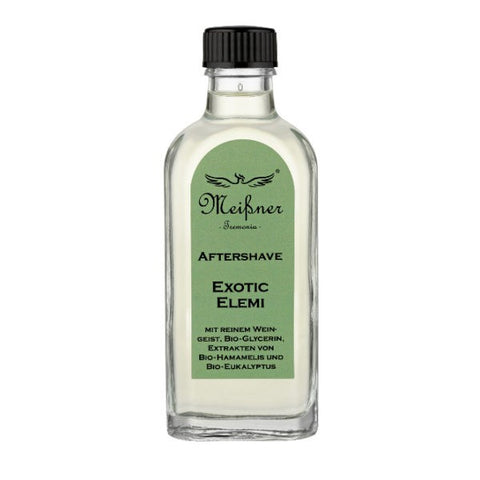 Meissner Tremonia Exotic Elemi Aftershave 100ml - FineShave