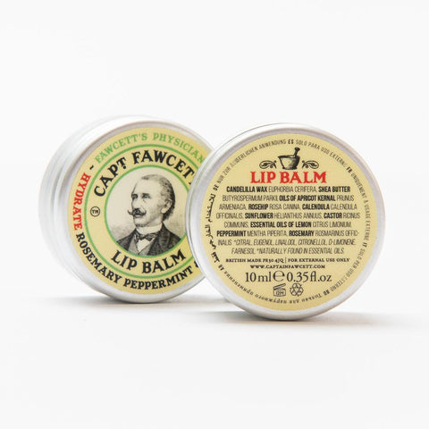 Captain Fawcett's Physician Lip Balm 10ml - FineShave
