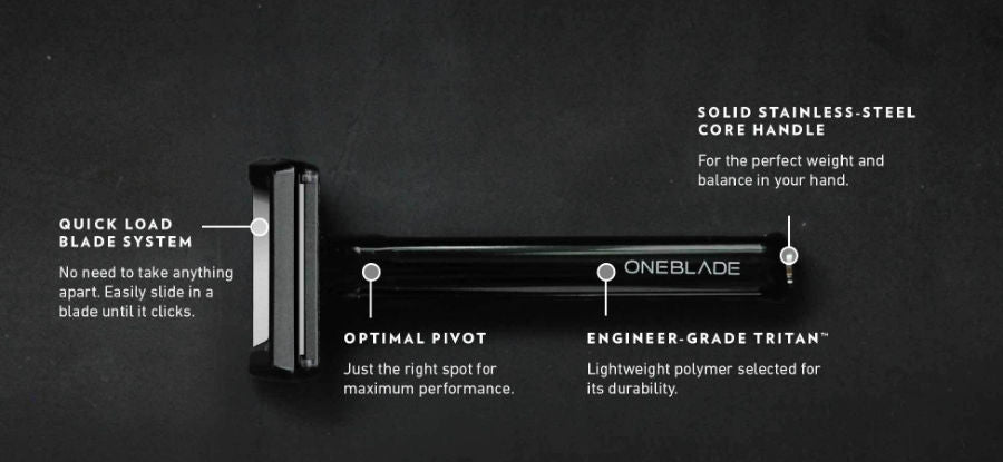 OneBlade Core Single Edge Razor