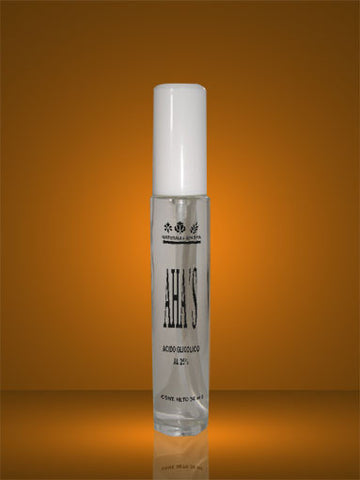 Facial AHA´S ACIDO GLICOLICO AL 25% 30 ml