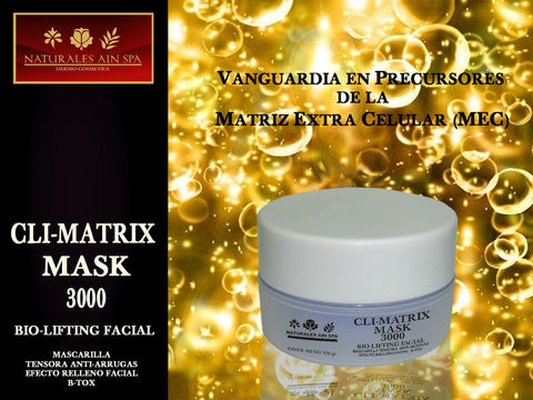 Facial CLIMATRIX MASK 3000 120gr