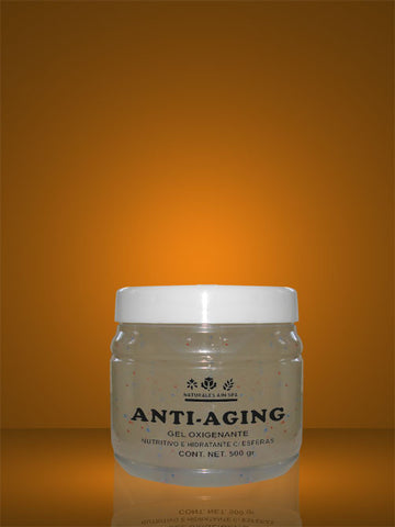 Facial Gel OXIGENANTE ANTIAGING 500gr.