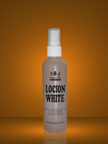 Facial LOCION WHITE ACLARADORA 125 ml