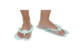 Pantuflas Pedicure Ahulada Armable