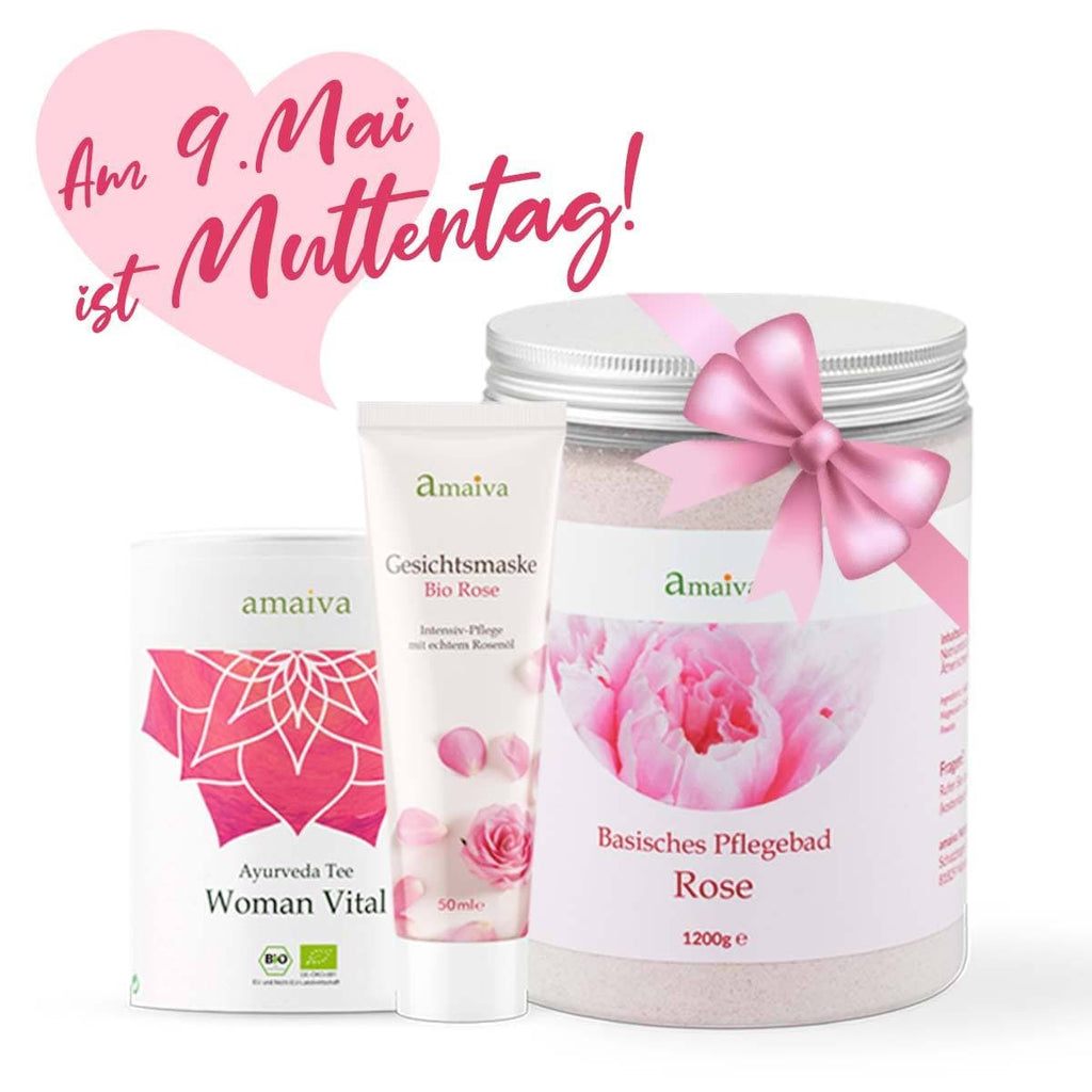 """Danke Mama"" Wellness-Set"