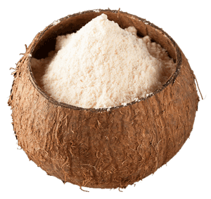 Coconut Kitchen - cooking with organic coconut flour