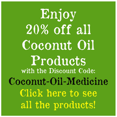 Coconut Oil Super Sale
