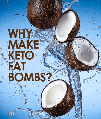Why make Keto Fat Bombs from Rainforest Herbs Malaysia