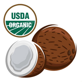 Only use Organic certified Odourless Refined Coconut Oil