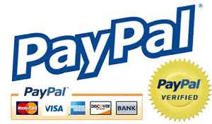 Rainforest Herbs accepts online payment via PayPal