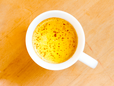 Turmeric Liquid Gold Bulletproof Coffee