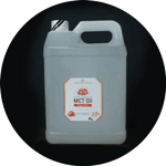 Buy MCT C8 Oil Bulk 5 Litres from Rainforest Herbs Malaysia