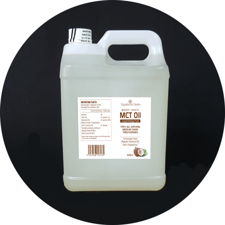 Buy Bulk Coconut MCT Oil 5 litres in Malaysia