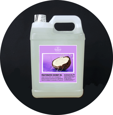 Fractionated Coconut Oil 5 litres - Rainforest Herbs