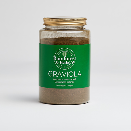 Graviola Leaf Tea 150gm