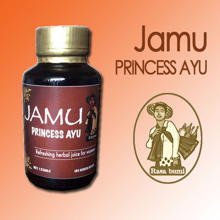 Jamu Princess Ayu Drink 125mls