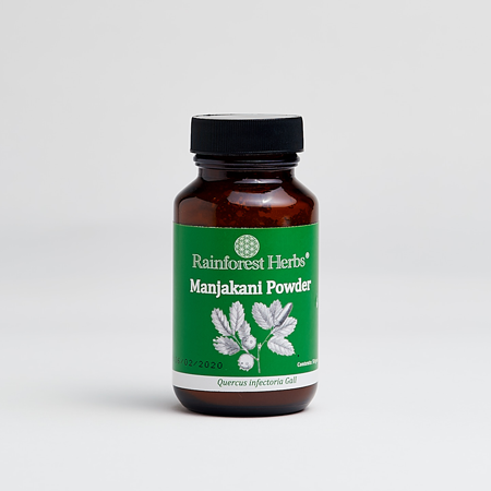Rainforest Herbs Manjakani powder