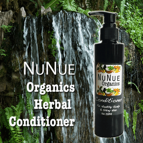 Nunue Organics Herbal Conditioner for Healthy Hair & Scalp