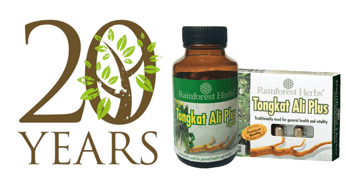Tongkat Ali Plus 60 capsules