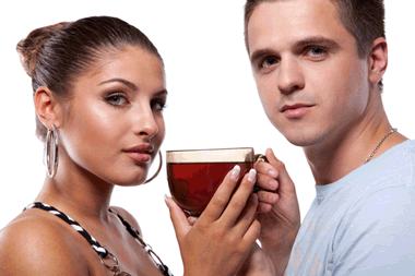 Tongkat Ali Slices Tea for mens sexual energy