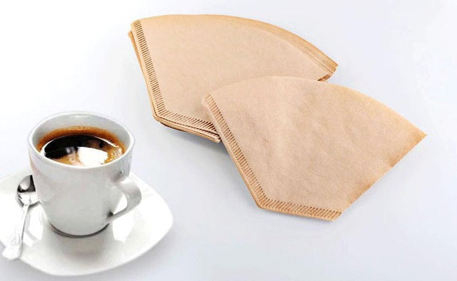 Drip Coffee Filter Papers - Rainforest Herbs