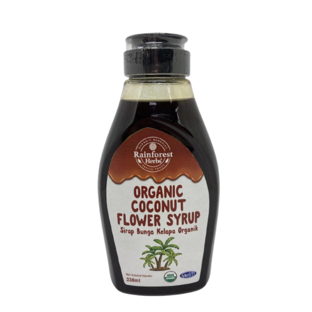 Organic Coconut Flower Syrup 350ml