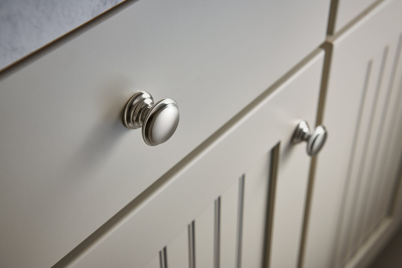 brushed nickel kitchen hardware