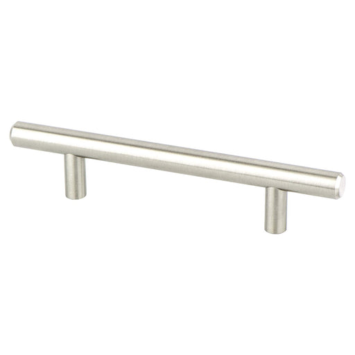 Berenson B-0802-2BPN Tempo Brushed Nickel Bar Pull - KnobDepot.com