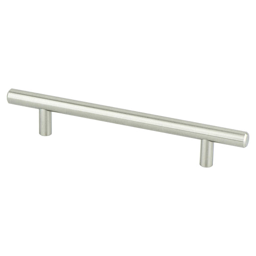 Berenson B-0804-2BPN Tempo Brushed Nickel Bar Pull - KnobDepot.com