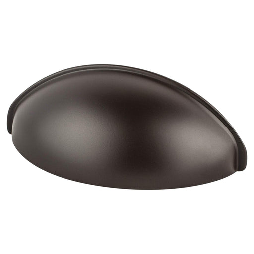 Berenson B-0964-1ORBL Advantage Plus 3 Oil Rubbed Bronze Light Cup Pull - Knob Depot