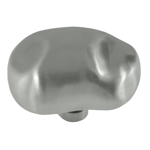 MNG Hardware M-14421 The Potato Collection Satin Antique Nickel Specialty Knob - Knob Depot