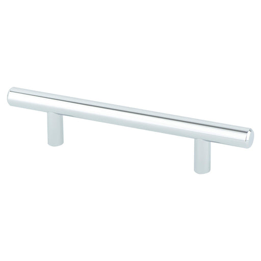 Berenson B-2013-2026 Tempo Polished Chrome Bar Pull - KnobDepot.com