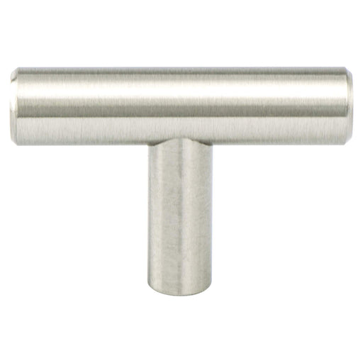 Berenson B-2020-2BPN Tempo Brushed Nickel T-Knob