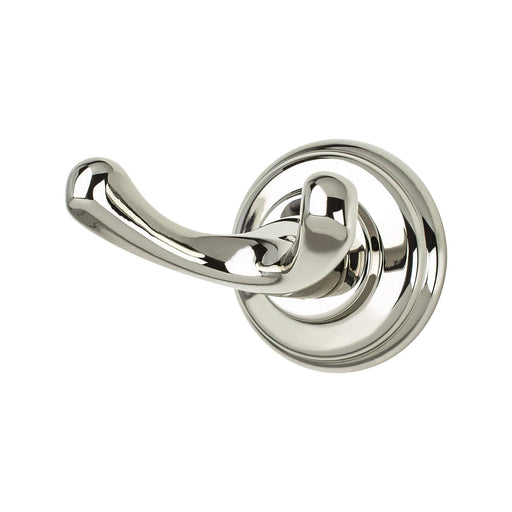 R. Christensen RC-2110US14 Simple Serenity - Bathroom Polished Nickel Hook - Knob Depot