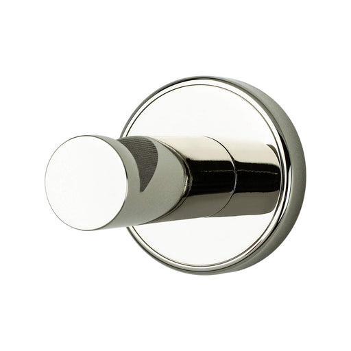 R. Christensen RC-2209US14 Effortless Elegance - Bathroom Polished Nickel Hook - KnobDepot.com