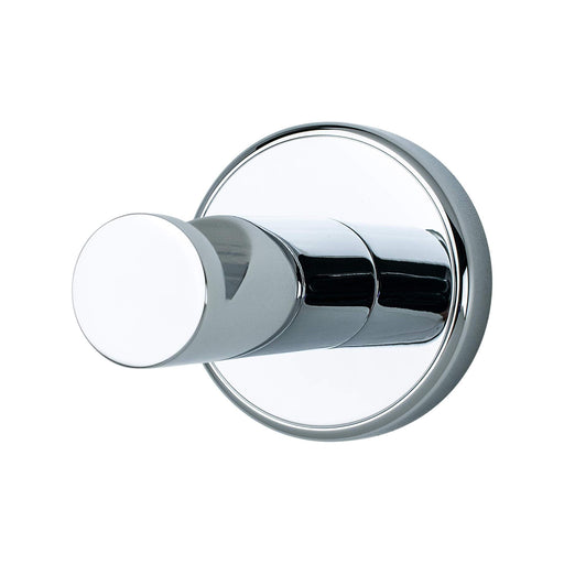 R. Christensen RC-2209US26 Effortless Elegance - Bathroom Polished Chrome Hook - Knob Depot