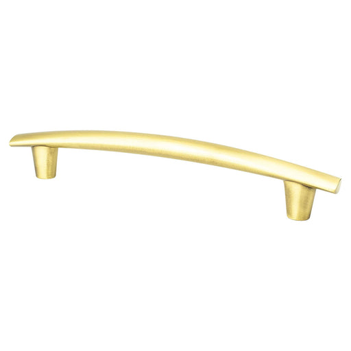 Berenson Meadow 160mm Pull Satin Gold 2275-40SG-P - KnobDepot.com