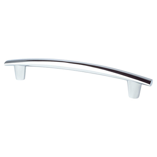 Berenson Meadow 160mm Pull Polished Chrome 2296-4026-P - KnobDepot.com