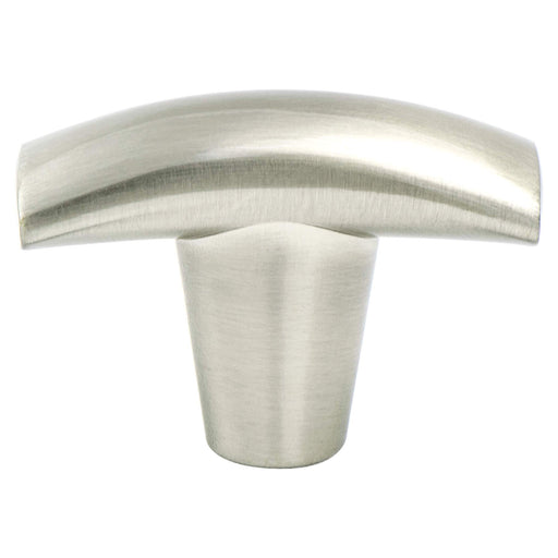 Berenson B-2310-1BPN Meadow Brushed Nickel T-Knob - Knob Depot