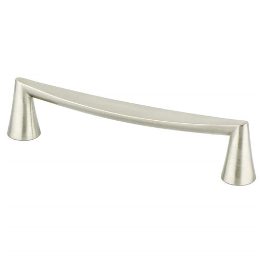 Berenson B-2343-1BPN Domestic Bliss Brushed Nickel Standard Pull - KnobDepot.com
