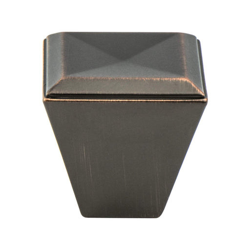 Berenson B-4009-10VB Connections Verona Bronze Square Knob - Knob Depot