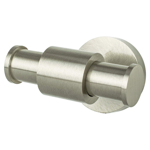 R. Christensen RC-6110-3BPN Pipe Dreams - Bathroom Brushed Nickel Hook - KnobDepot.com