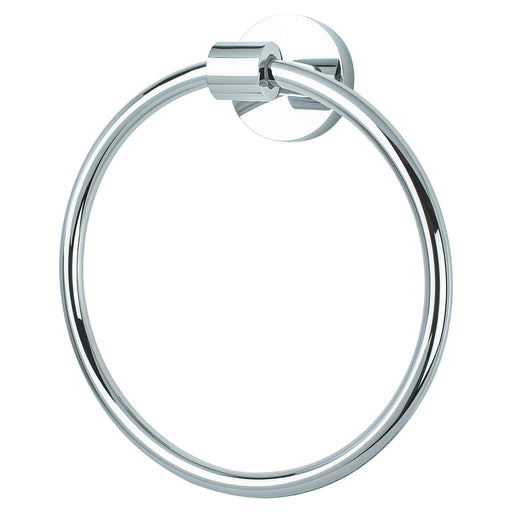 R. Christensen RC-6111-3026 Pipe Dreams - Bathroom Polished Chrome Towel Ring