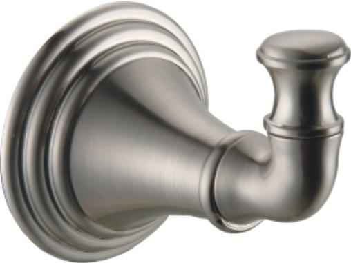 Paradise Bathworks P-62428 Eden Satin Nickel Hook