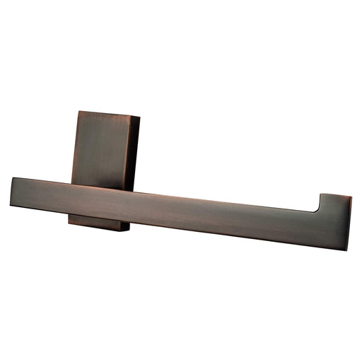 R. Christensen RC-6319-30VB Urban Edge - Bathroom Verona Bronze Toilet Tissue Holder - Knob Depot