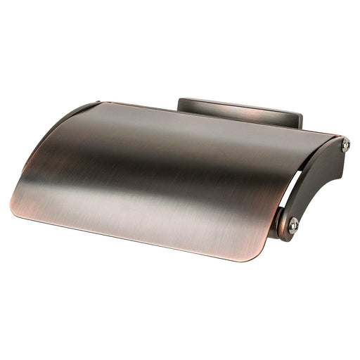 R. Christensen RC-6519-30VB Curve Appeal - Bathroom Verona Bronze Toilet Tissue Holder - Knob Depot