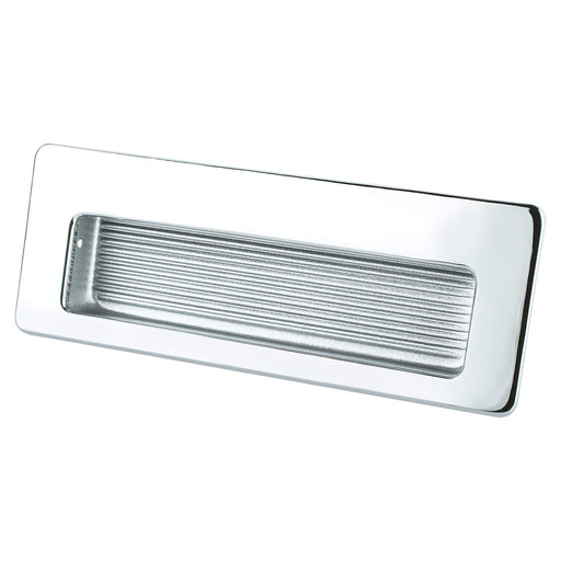 Berenson B-6692-126 Zurich Chrome Recessed Pull